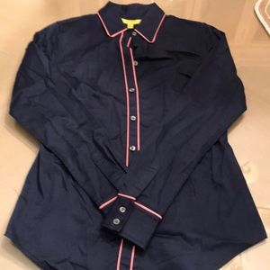 Banana republic Millie collection button down